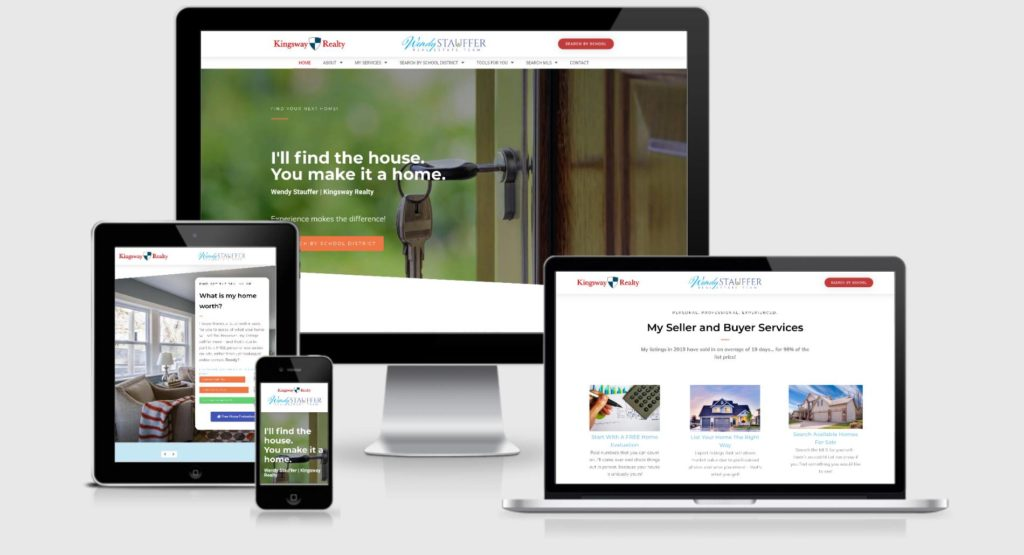 launch kits for real estate professionals 000 | Sparrow Websites