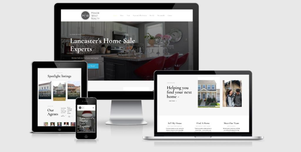 launch kits for real estate professionals 001 | Sparrow Websites