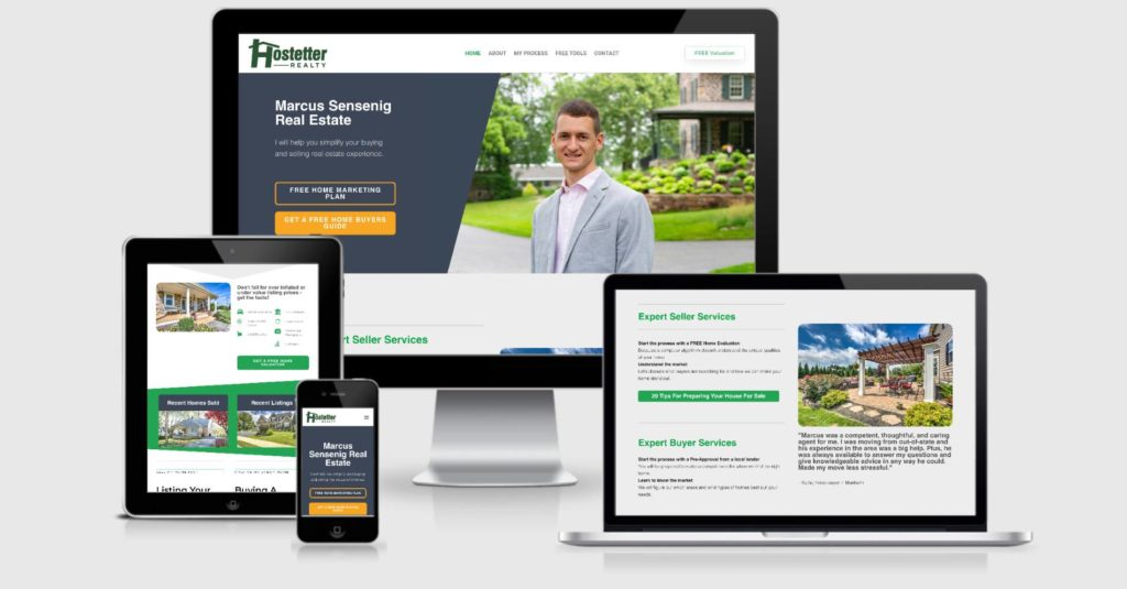 launch kits for real estate professionals 002 | Sparrow Websites